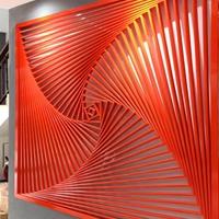 墙铝窗花 热转印木纹铝窗花 免费打样支持铝窗花样式定制 大量优惠质量保证