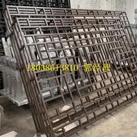 怒江型材鋁窗花幕墻 木紋鋁花格廠家直銷