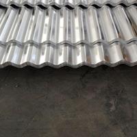 山东瓦楞压型铝板加工厂  瓦楞铝板价格 750型铝瓦