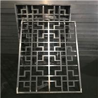 雄安中式鋁花格外墻裝修改造