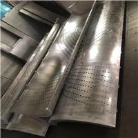 地铁站专用包柱铝单板-弧形柱体保护铝单板-市政工程合作