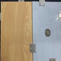 广州幕墙木纹铝蜂窝板-热转印木纹铝蜂窝板天花