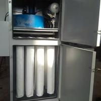 厂家直销滚筒除尘器 脉冲除尘器彩钢板固定除尘机除尘设备可定制