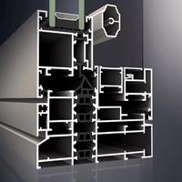 断桥铝型材108系列 家装铝合金型材