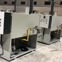 300KG燃气式蓄热炉 坩埚式熔化炉