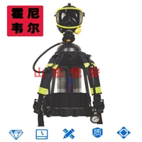 霍尼韋爾 SCBA809T T8000系列他救呼吸器 靈活及安全的供氣閥接口