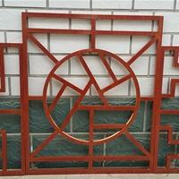 街道文化广场创意园古风铝挂落定制