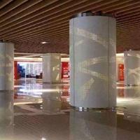 厂家供应包柱铝单板-艺术雕花包柱铝单板定制