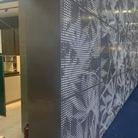 建筑外墙冲孔铝单板-穿孔铝单板批量供应厂家