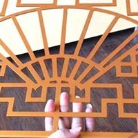北京定制花格铝窗花 复古铝窗花品质保证全国直销