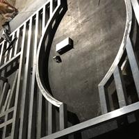 广焊厂家可定制铝窗花款式,焊接铝窗花设计