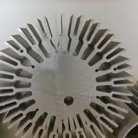 铝型材厂家直销 散热器铝材 灯管铝型材