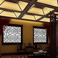 佛山祖庙中式烤漆铝窗花厂家价格优惠