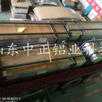 山东莱芜3003汽车油箱铝板生产厂家中正铝业