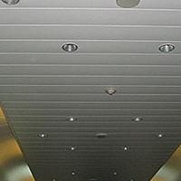 加油站雨棚300面防风铝条扣生产厂家