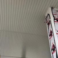 加油站罩棚天花S形鋁扣條板定制廠家