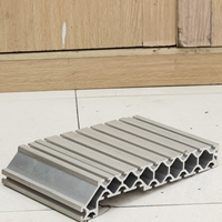 铝型材结构框架,电机外壳铝型材