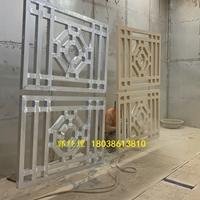 仿古铝窗花厂家定做电联 批发楼盘门窗中式花格