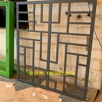 门窗装饰新潮铝窗花供应商 雅致装饰铝窗花
