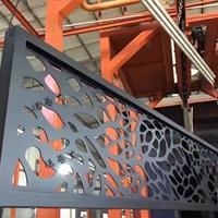走道雕花镂空铝板-雕刻铝单板厂家