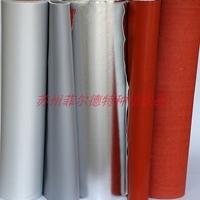 挡烟垂壁涂胶防火布=绝缘硅胶布