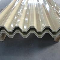 保温波纹铝板 压型瓦楞铝板 型号压型