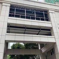 萍乡市双曲面铝单板建材 造型设计感幕墙外墙装饰