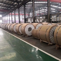 山东化工厂用铝卷表面美观,无油渍