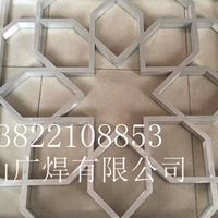 安徽铜陵焊接铝窗花铝窗花生产设计铝窗花供应商