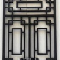 四川雅安焊接铝窗花铝窗花生产设计铝窗花供应商