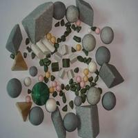 树脂研磨石 高铝瓷研磨石 研磨石 棕刚玉研磨石