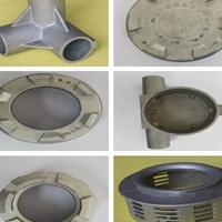 厂家供应消防阀配件铸铝件 大型铸铝件加工