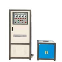 感應加熱設備在銅鋁鋼棒加熱鍛造