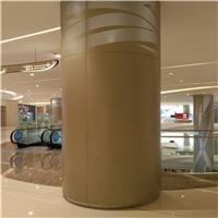 定制雕花包柱铝单板-艺术镂空包柱铝单板厂家