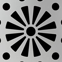 阿鲁倍特厂家专业定制艺术冲孔铝板