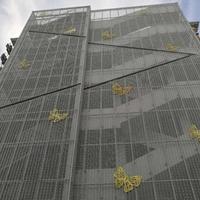 雕刻铝单板雕花装饰佛山厂家加工