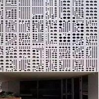 10mm厚雕花 镂空  雕刻铝单板佛山厂家定制