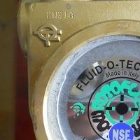 PA1001水泵FLUID-O-TECH畅销款夏门乾球有售