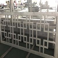 广东潮州复古木纹铝窗花花格供应铝窗花安装施工方法