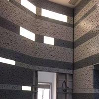 异形氟碳铝单板佛山厂家 氟碳喷涂铝单板