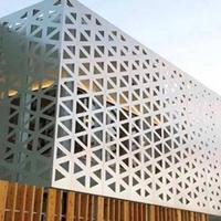 雕刻铝单板 镂空铝单板 雕花铝单板价格