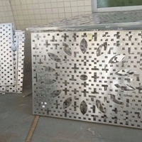 铝单板安装价格 双曲氟碳铝单板佛山厂家批发