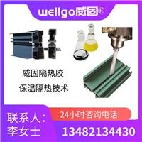 铝合金隔热胶-铝型材隔热胶