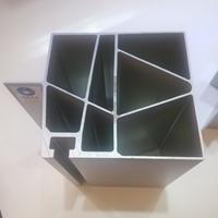 CNC精加工太阳花,工业铝型材