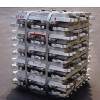 712.2铝合金锭712.2铝合金锭材质保证牌号齐全