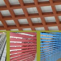 30X150鋁格柵天花廠 金屬格柵吊頂價格