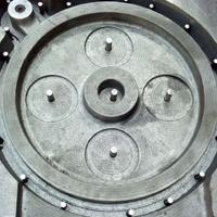 漏模机模具生产 射芯机 铝型板模具