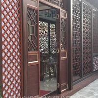 美食街装饰铝窗花-复古铝窗花-装饰铝窗花定做