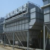 生物质锅炉布袋除尘器选型与应用