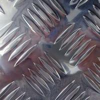 镜面五条筋花纹铝板
